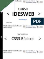 CSS3 - Básico