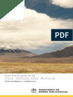 Los altos de Arica Precordillera y altiplano - Ruta 54