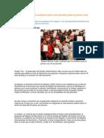 11-06-2014 Puebla Noticias - Rafael Moreno Valle condona todos los trámites para la primer acta de nacimiento.