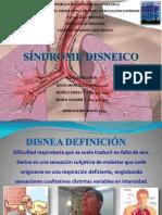 Sindrome Disneico Marlis Presentacion