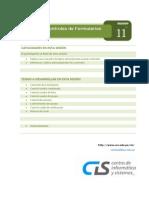 Sesión 11 - Controles de Formularios