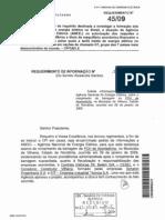 CPI Requerimento 45 - 25/08/09