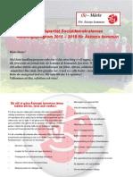 Kommunalpolitiskt handlingsprogram för Astorp