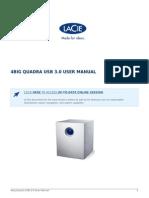 4big Quadra Usb 3.0 User Manual