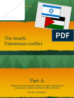Canadian Perspective on the Israeli-Palestinian Conflict