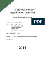 T.P. Nº1 Organización Industrial