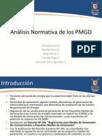 An Lisis Normativa de Los PMGD 1 185861