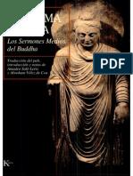 Nikaya Majjhima - Los Sermones Medios de Buda