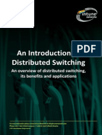 Distributed Switching Overview