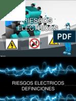 Riesgo Eléctricos [Seguridad Industrial]