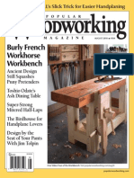 Popular Woodworking 2010-08 No. 184