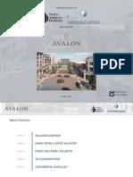 ES - Avalon Presentation - May 2014