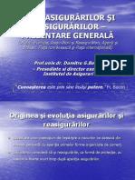 Piata Asigurarilor Si Reasigurarilor_prezentare Master
