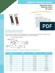 Telecom FUSEs - Cầu chì cho ngành viễn thông điện lực