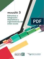 Lectura 10 Grupos Sociales Organizaciones y Burocracia