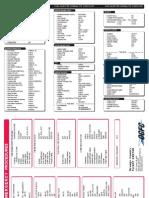 OCFC Checklist With Emergency 172R 172SP