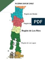Mapa Zona Sur