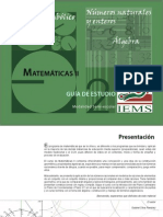 Matemáticas II g.a.e.i Nueva