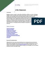 usingblogsintheclassroom