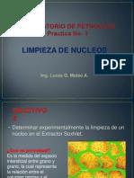 Practica 03 Limpieza de Nucleos Extractor Soxhlet 2