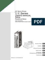 Motor AC Manuals Setup