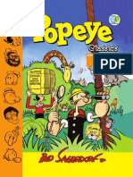 Popeye Classics #23 Preview