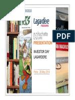 Hachette Investors Guide
