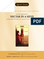 Nectar Sieve