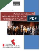 Sobre Desarrollo de Capacidades Mintra Programa Sectorial Mediano Plazo 2011 2015