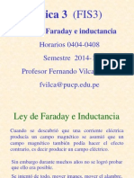 F3 Ley de Faraday e Inductancia