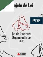 PLDO 2015 Versão Final Consolidado Com Capa