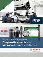 En 063 Diagnostics Parts and Services for Vans and Trucks