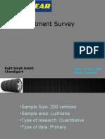 Fitment Survey Ludhiana