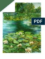 Nenuphars Monet