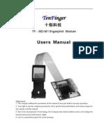 TF-MD-M1 Users Manual