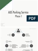 Service Design_Parking Services