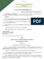 Decreto Nº 7661