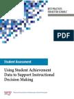 Student Achievement Blue