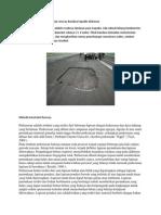 Contoh Kerusakan Dan Perbaikan Runway Bandara Supadio Makassar