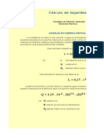 TERRAIN SDP__ejemplo de C-lculo Bajantes Pluviales