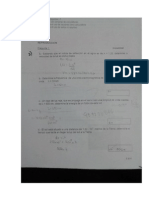 FISICA Examen Final Pasado