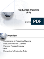 SAP Production Processes
