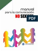 Manual Para Comunicacion No Sexista