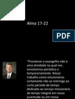 Alma 17-22