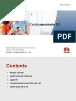 Comisionamiento 2G
