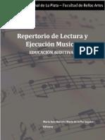 Repertorio de Lectura y Ejecucion Musical-2012