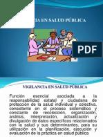 Vigilancia en Salud Publica