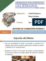 Montaje y Puesta a Punta de Un Motor - Gabriel Espinoza_Diego Ordoñes.