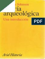 Arqueologia Postprocesual e Interpretativa