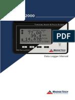 PRHTemp2000 Manual